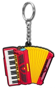 Accordion Key Chain