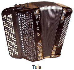 Tula Bayan Accordions Asia Superstore