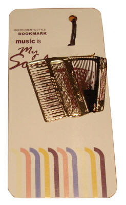 Accordion Bookmark Accordions Asia Super Store Xiamen